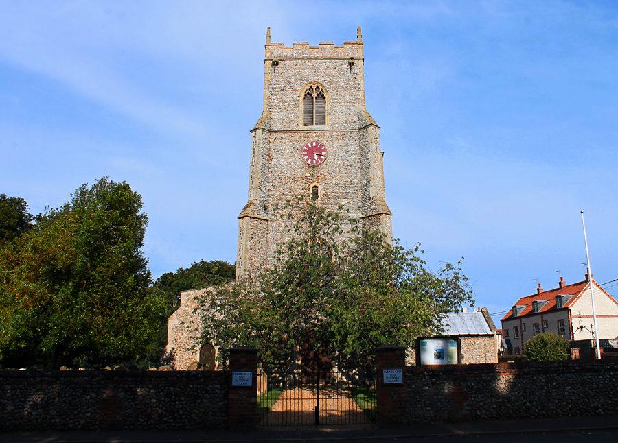 Brancaster Church