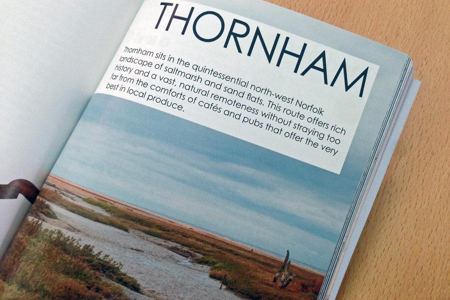 Thornham provides a natural sense of remoteness