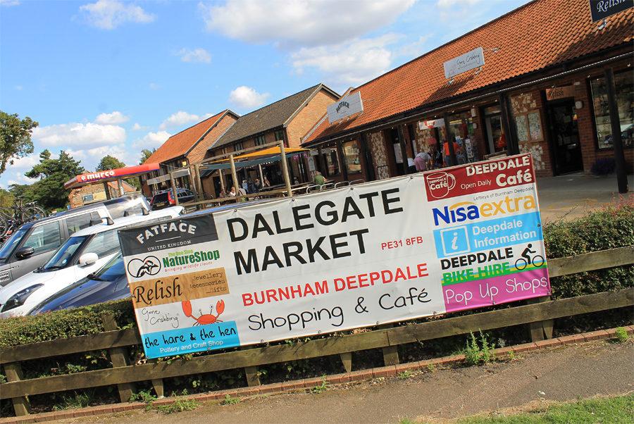 Dalegate Market at Burnham Deepdale