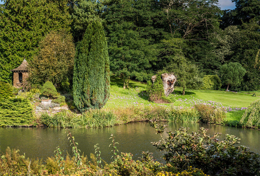 The Sandringham Estate Gardens