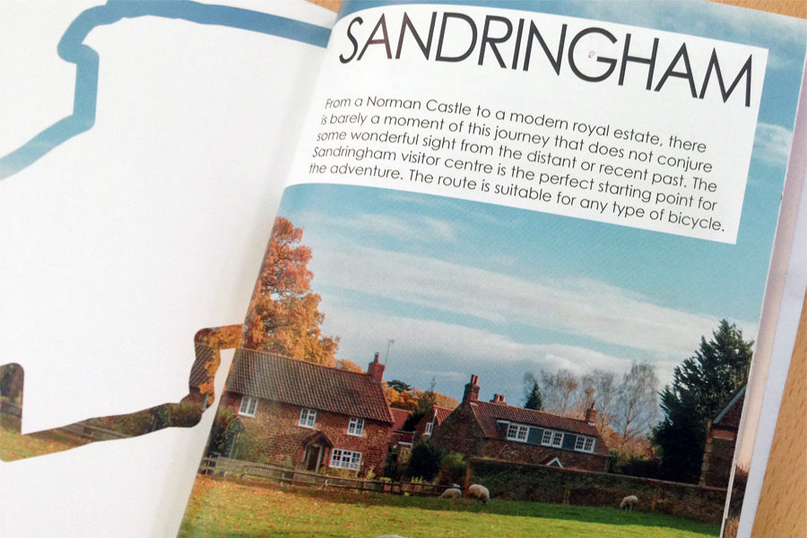 The Sandringham route is suitable for any type of bicycle