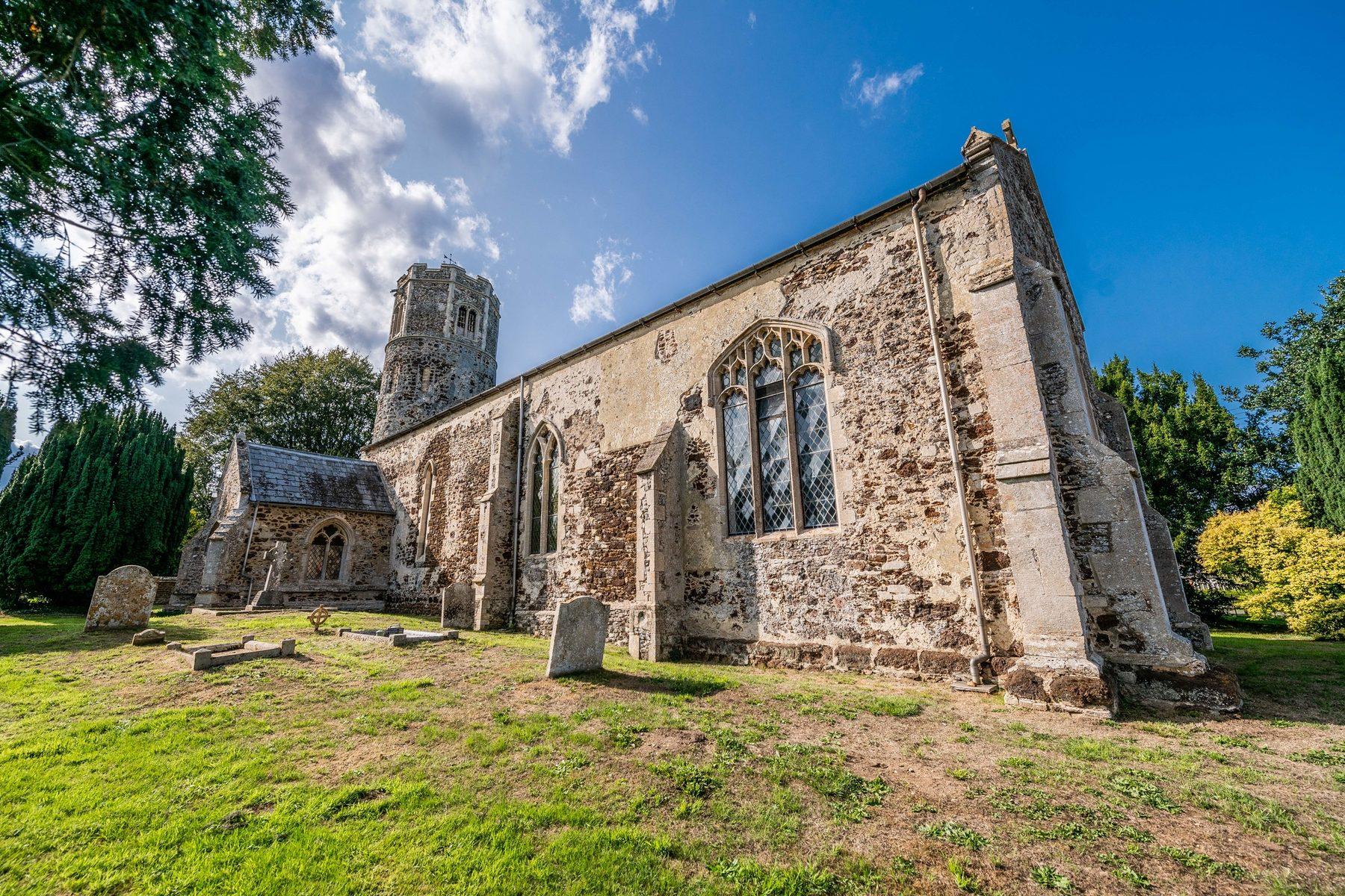 005 Bexwell Church 2018