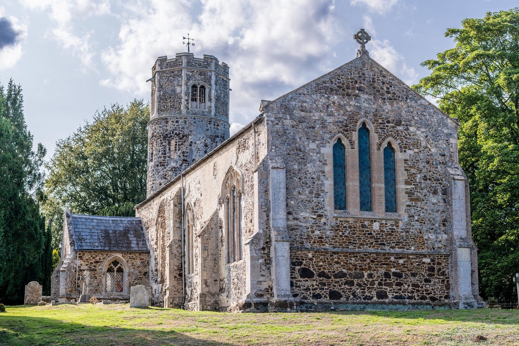009 Bexwell Church 2018