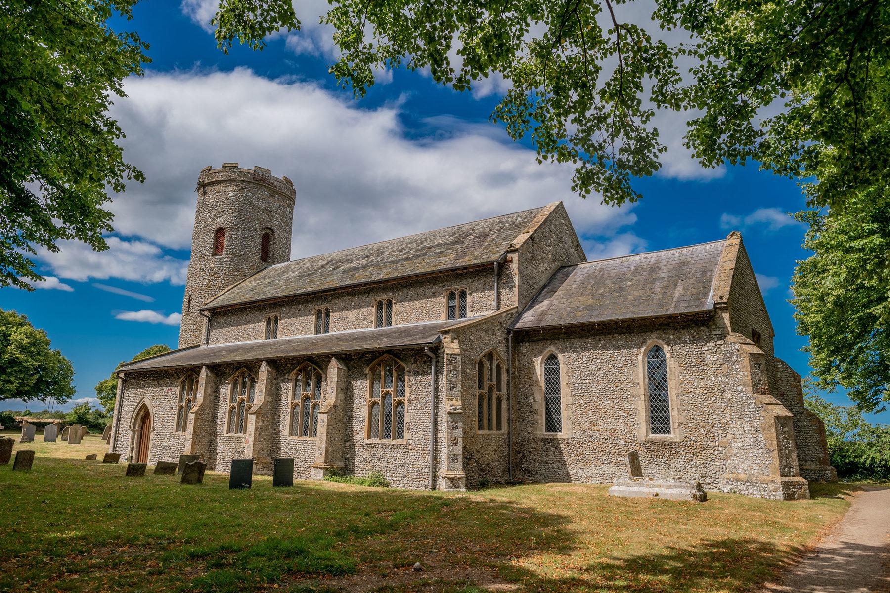 001 Burnham Norton Church 2018