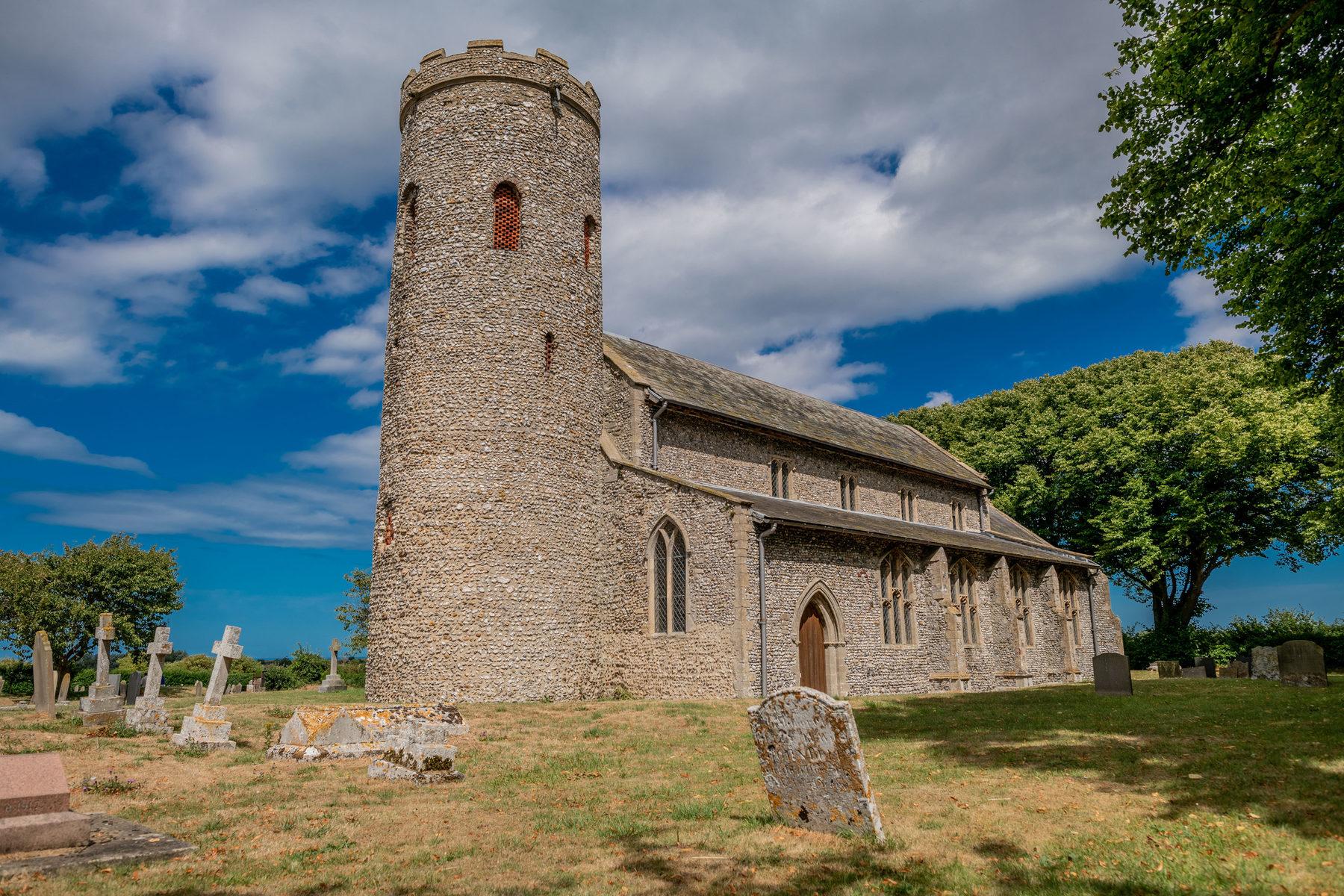 002 Burnham Norton Church 2018