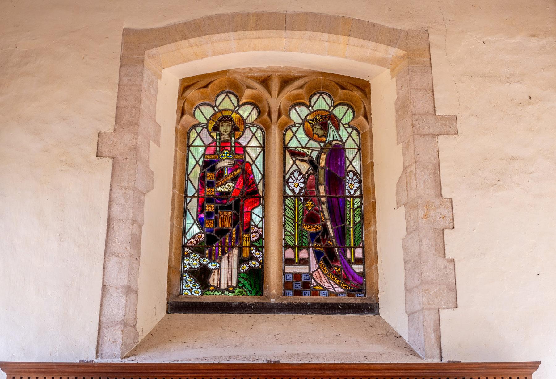 021 Burnham Norton Church 2018