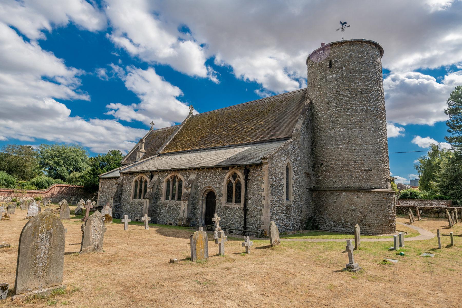 009 Burnham Deepdale Church 2018