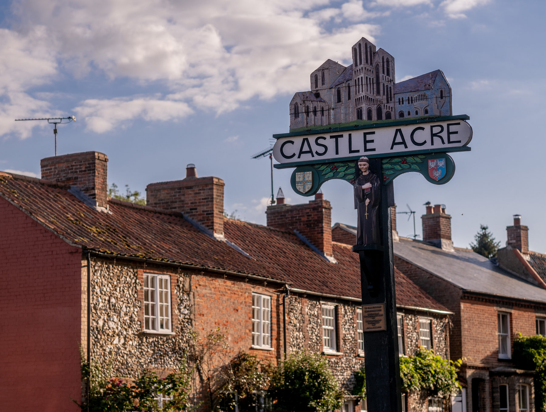 016 Castle Acre Village 2018