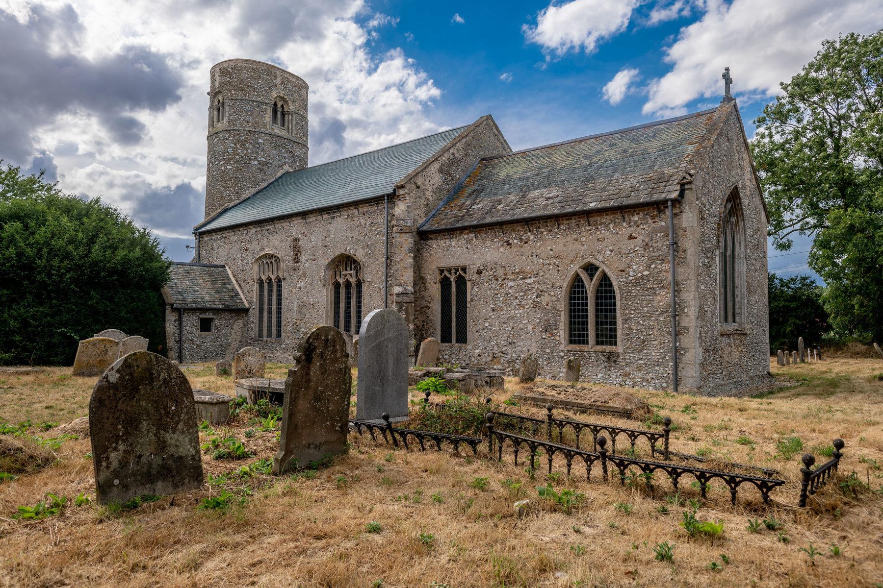 014 Gayton Thorpe Church 2018