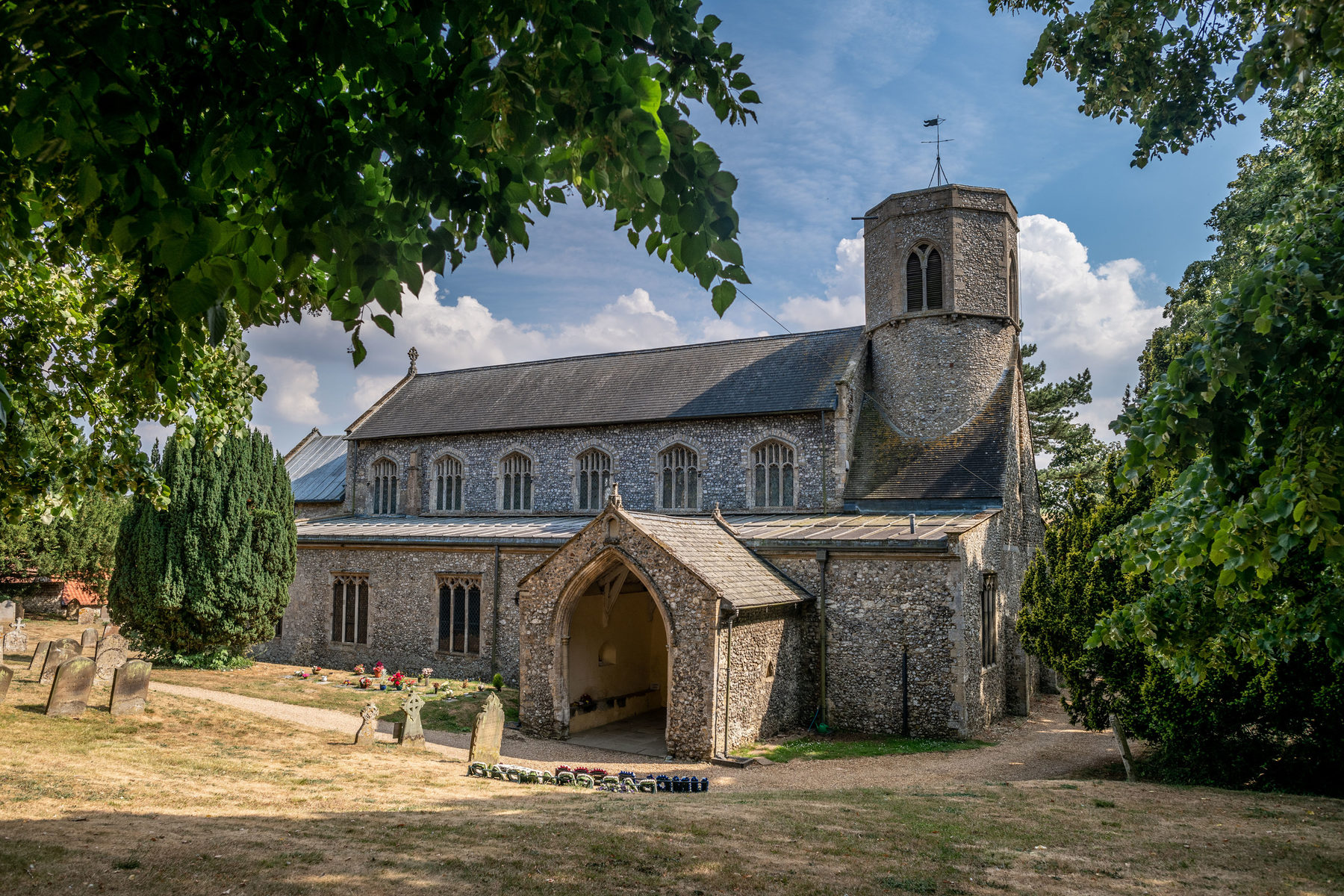 004 Sedgeford Church 2018