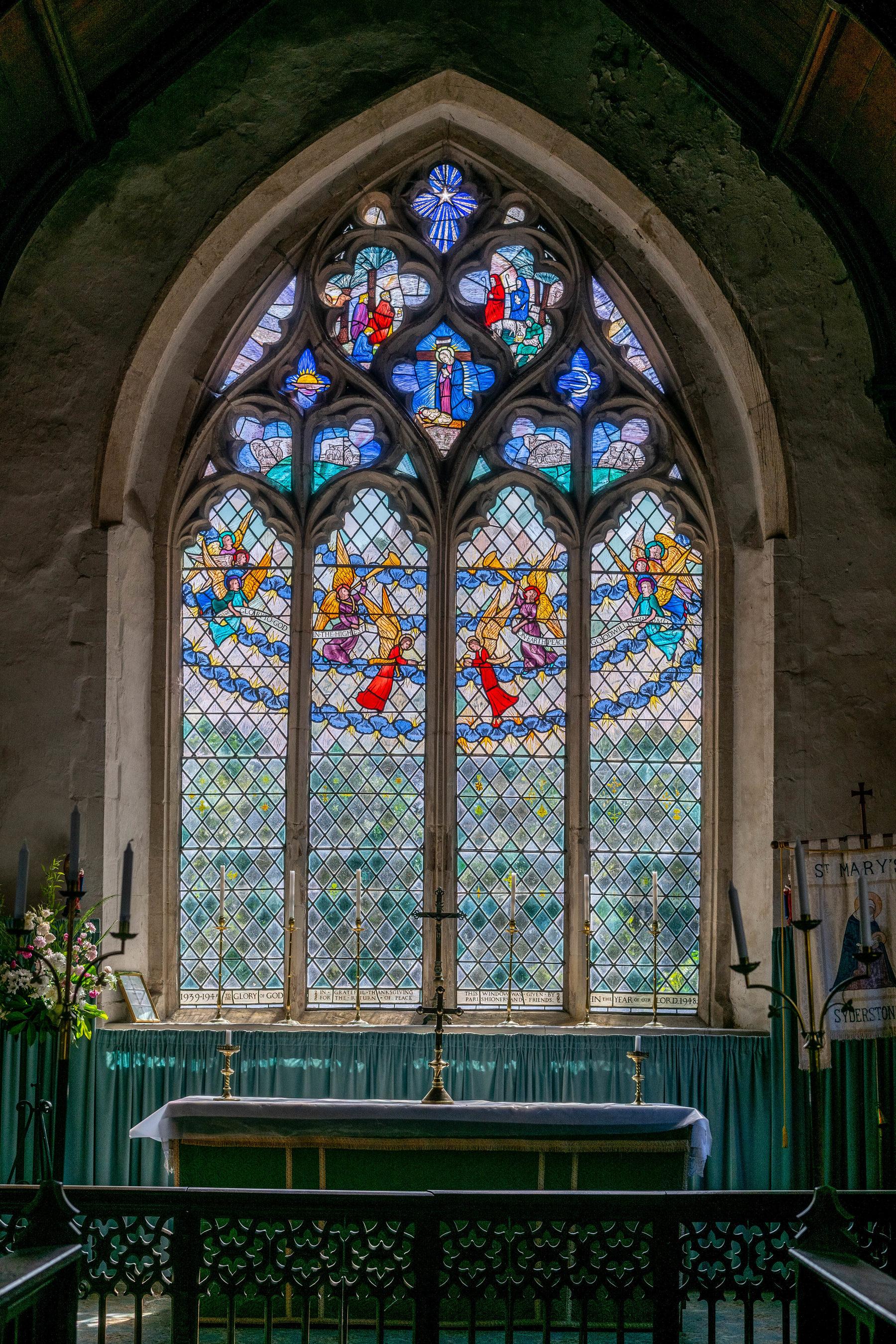 011 Syderstone Church 2018