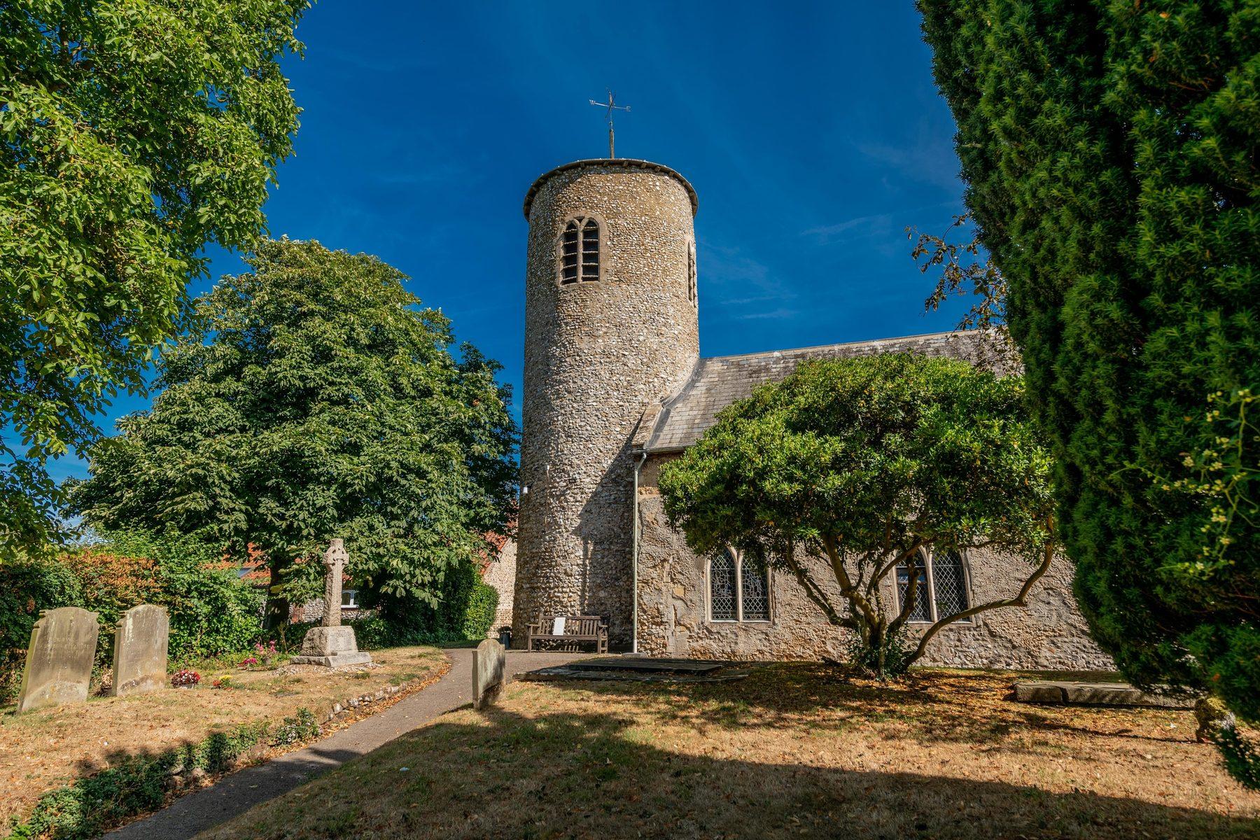 006 Syderstone Church 2018