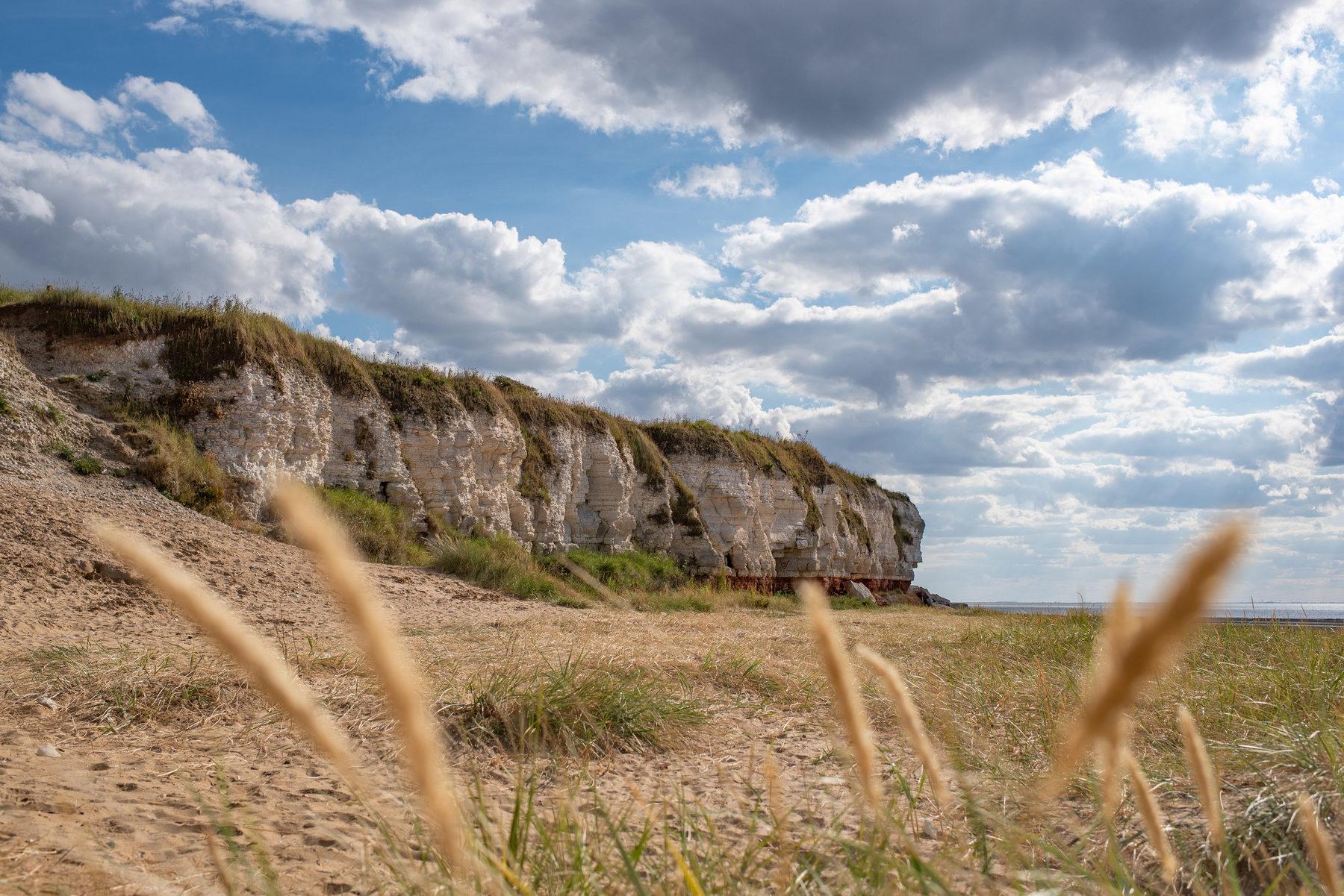 Hunstanton Cliffs 1
